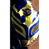 Club America Rey Mysterio Souvenir Mascara Futbol Adulto!!