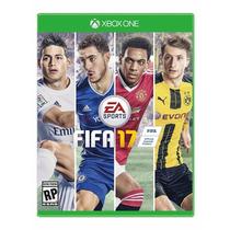 Fifa 17 Xbox One, Mídia Física Pt Br (pré-venda).nacional