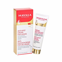 Mavala Anti-spot Cream For Hands Creme Clareador Mãos 30ml