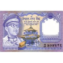 Grr-billete De Nepal 1 Rupee 1974 - Fauna