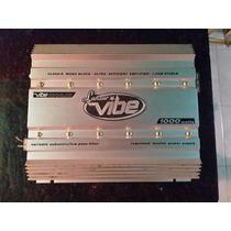 Amplificador / Planta Lanzar Vibe Monoblock 1000w