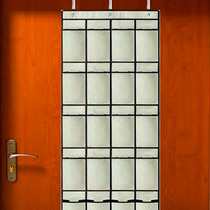 Sapateira De Porta Parede Luxo My Closet 20 Divisórias