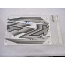 Kit Jogo Adesivo Faixas Yamaha Xt 600 Preto 00/01 Graficos