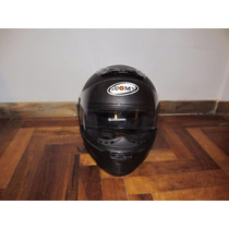 Casco Suomy Booster Xl Negro Mate