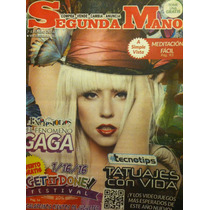Lady Gaga Revista Segunda Mano Usa