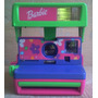 Camara Polaroid Barbie Remate
