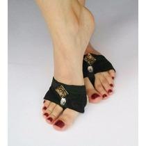 Zapatillas Ballet Protectoras De Metatarso Danza Arabe
