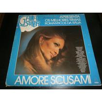 Capa Lp Amore Scusami - Gala Super, Disco Vinil - Obs