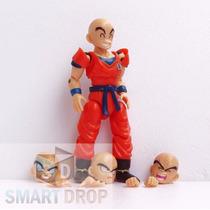 Boneco Articulado Dragon Ball Z Kai Dbz - Kuririn