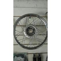 Roda Traseira Completa Titan125 00/04 Fan125 05/08
