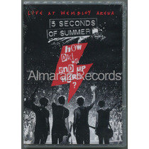 5 Seconds Of Summer Live At Wembley Arena Dvd