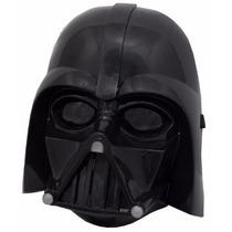 Máscara Star Wars Darth Vader Com Leds Luke Han Solo R2d2