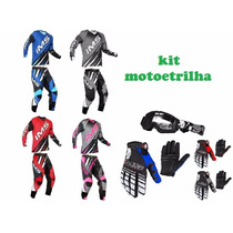 Kit Equipamentos Ims Motocross Trilha Enduro