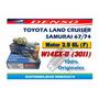 Bujia Denso Toyota Land Cruiser Samurai Año 67 Al 74 W14ex-u