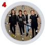 One Direction Relógio De Parede (grande 25x25 Cm)