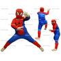 Fantasia Infantil Homem Aranha Super Homem Ou Batman P M G
