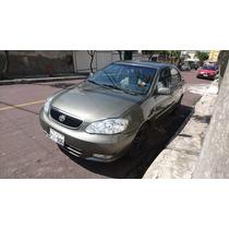 Vendo Toyota Corolla 1.8 A/c Con Aros Y Laminas De Seguridad