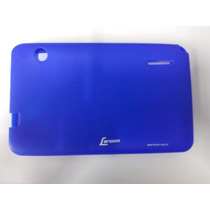 Capa De Silicone Borracha Tablet 7 Pol Lenoxx/dl/multilaser