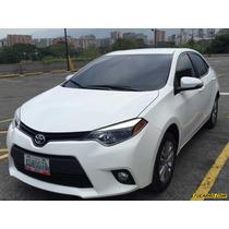 Toyota Corolla Le - Automatico