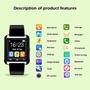 2016 Nuevo U80 Diseño Elegante Reloj