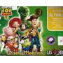 Sabanas De 1 Plaza Y1/2 De Toy Story