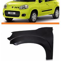 Paralama Fiat Uno Vivace 2011/2014 Novo Sem Furo Esquerdo