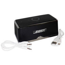Cornetas Portátil Bose Be-80 Usb Mp3 Ipod Celulares