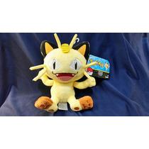 Peluche Meowth 15cm Equipo Rocket Pokemon Go Tomy