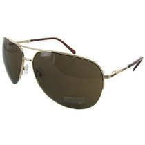 Gafas Kenneth Cole Reaction Semi Sin Montura Estilo Aviator