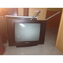 Televisor Cyberlux 21 Pulgadas, Perfectas Condiciones.