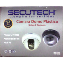Set Camara Secutech Dpst-11