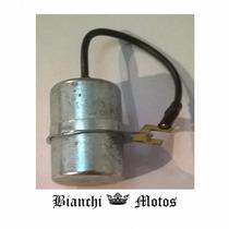 Condensador Encendido Siambretta 125 150 175 Bianchi Motos