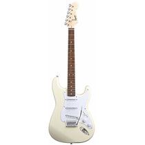 Guitarra Eléctrica Squier Stratocaster Sss White
