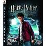 Harry Potter And The Half Blood Prince Ps3 Usado Original Mf