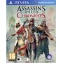 Jogo Novo Assassins Creed Chronicles Original Para Ps Vita