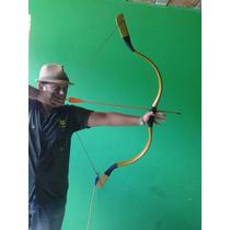 Arco Pvc Mongol Para Tiro Com Flecha