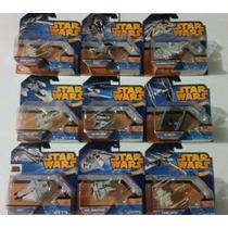 Colección De Naves Star Wars Hot Wheels Nuevos Envío Gratis