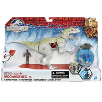 Indominus Rex Vs Gyro Sphere Jurassic World Original Hasbro