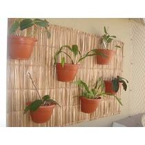 Jardinagem Decoração Esteira De Palha