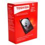 Disco Duro 1 Teras Pc Toshiba Interno P300 7200rpm 64mb