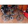 Bicicleta Plegable 6 Velocidades Rodada 20 Nueva!!!