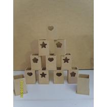 10 Lapiceros Calados Souvenirs-mdf-fibrofacil- $80