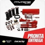 Saveiro G1-g4 Macaulay Kit Suspensão Ar 1/2mm Com Compressor