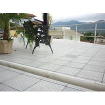 Piso Cimentício Caquinho 30x30 39,00 M²