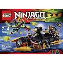 Lego Ninjago Masters Of Spinjitzu Blaster Bike 70733