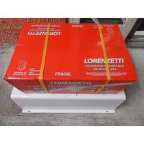 Kit Aquecedor De Água A Gás Lorenzetti Lz 750-bp Glp