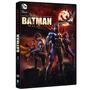 Batman Mala Sangre Dc Comics Pelicula En Dvd
