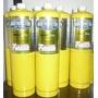 Gas Propano Recargas De Bonbonas Amarillas Y Coleman