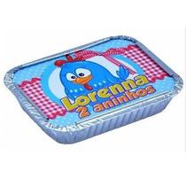 Kit Com 100 Marmitinhas Personalizadas Para Lembrancinhas