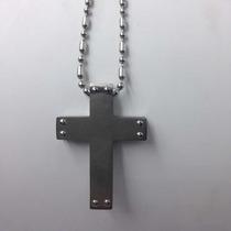 Dije Crucifijo Con Cadena Mod. Bsnl-1139